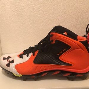 Men Under Armour Trainer Football Shoes